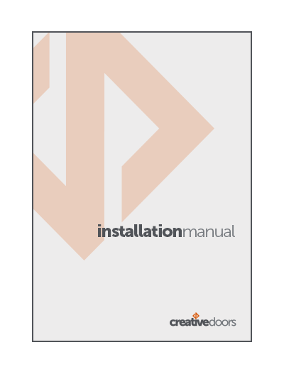 Installation Guide  (PDF).