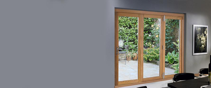 Bifold Doors   Oak External Bi Fold Doors » Creative Doors
